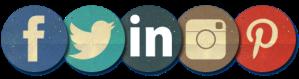 fundraising-on-social-media-logos