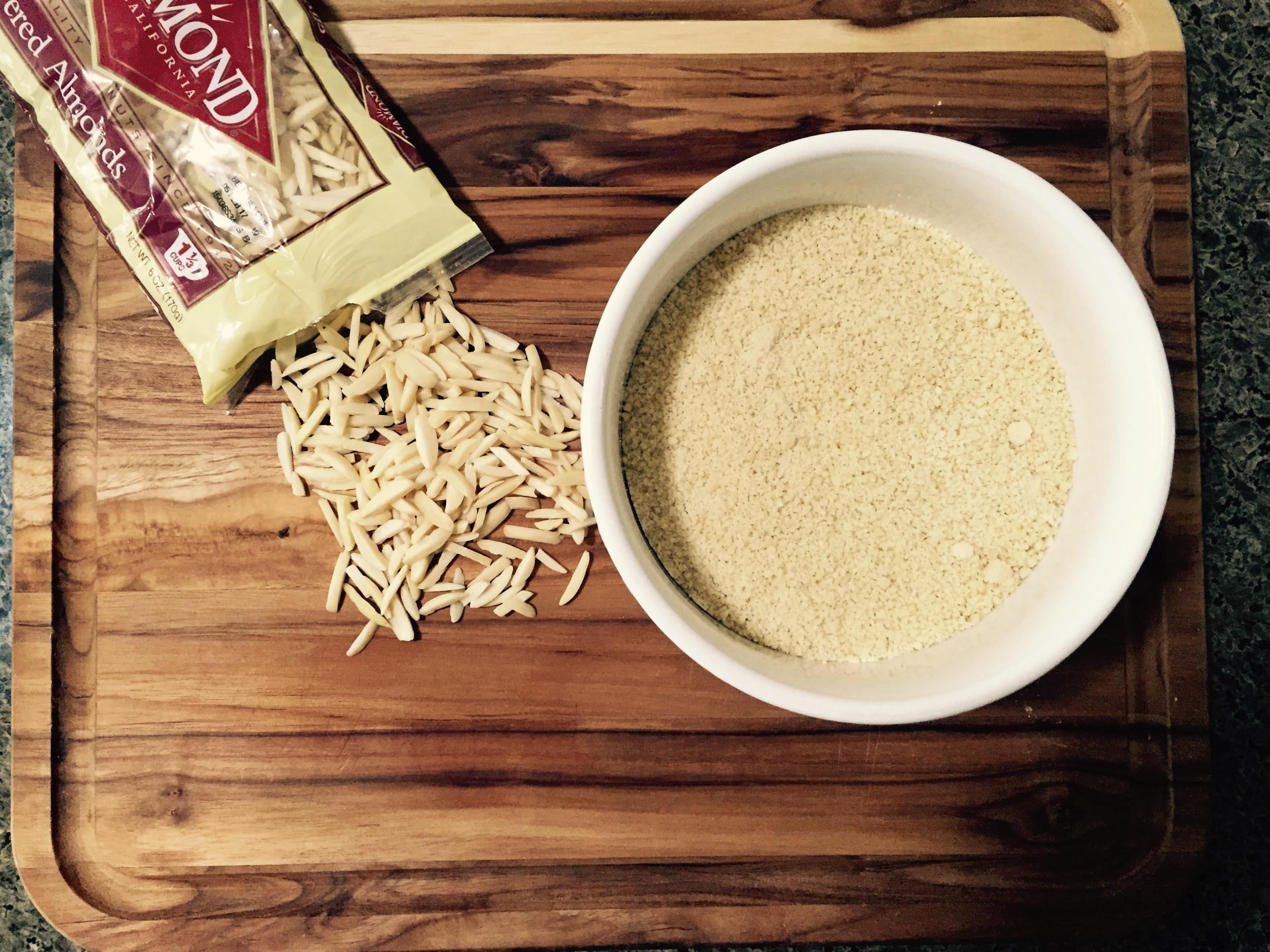 Gluten-Free Grain-Free Almond Bread